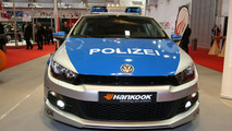 Tune It Safe 2009 VW Scirocco Polizei