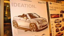 MINI Coupe and Roadster Concepts Frankfurt Teaser - Two Untamed [Video]