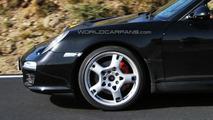 Porsche 911 Hybrid Caught Testing?