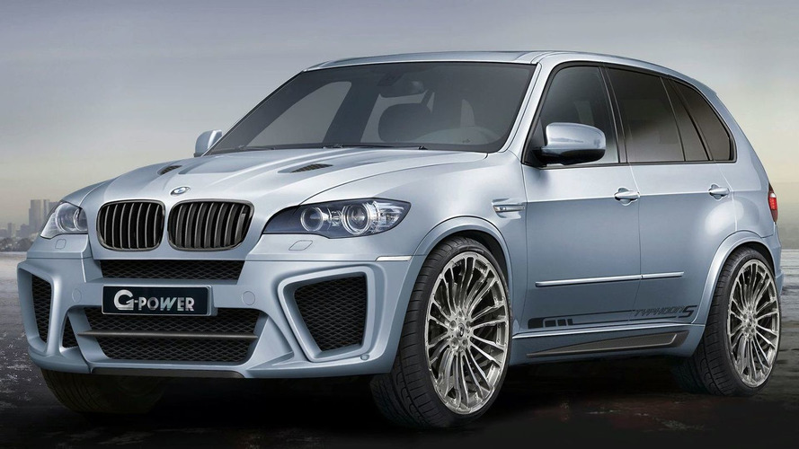 G-POWER X5 M and X6 M TYPHOON with 600hp  Announced