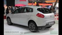 Fotos: Detalhes do Fiat Bravo no Salão do Automóvel 2010