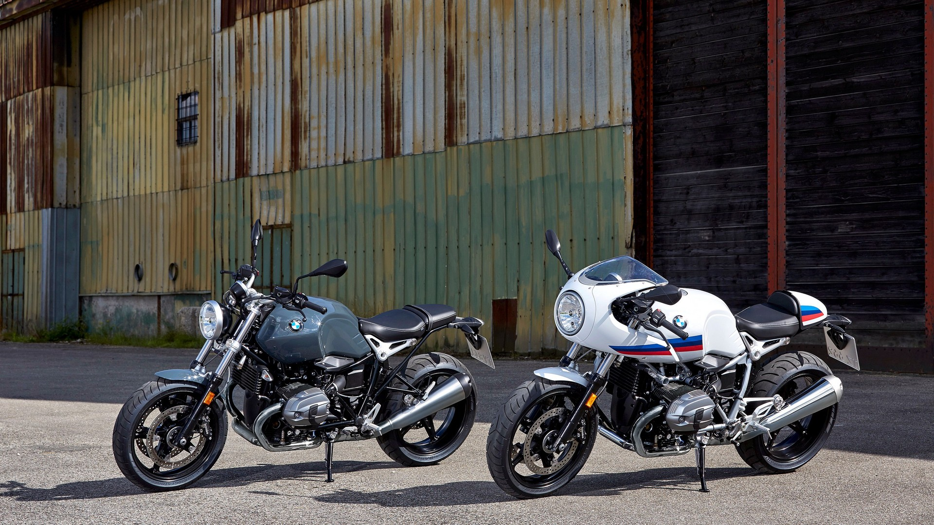 BMW R nineT series expands with Racer, Pure models