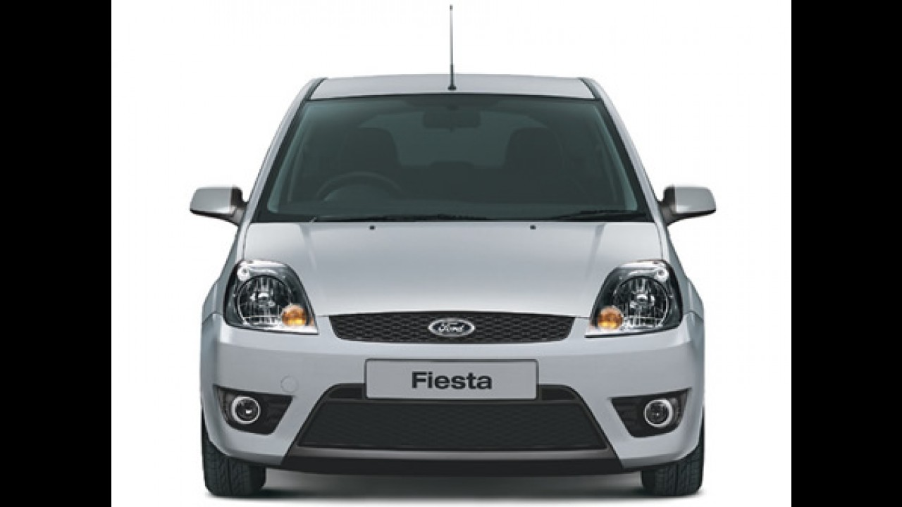 Usted sabe que el Ford Fiesta Europea?