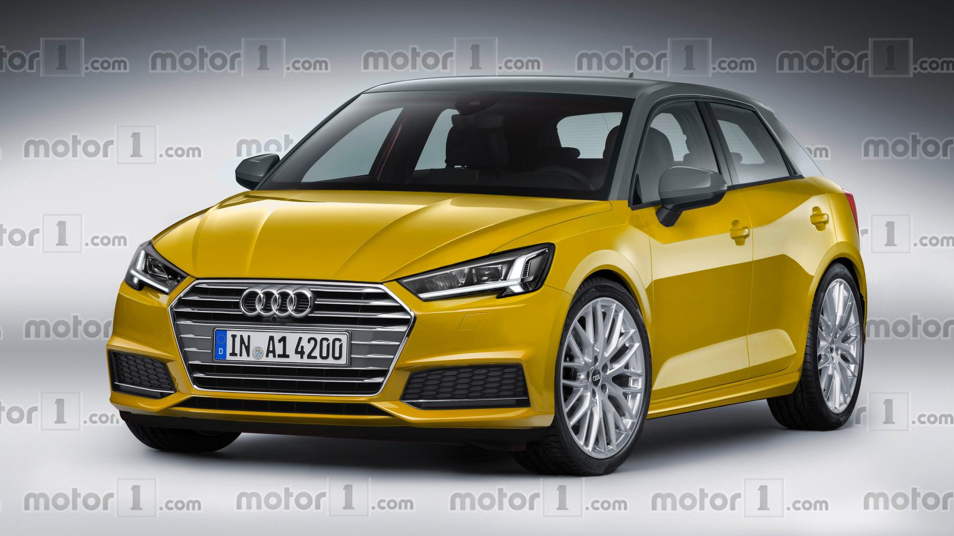 192 Quoi Pourrait Ressembler La Future Audi A1