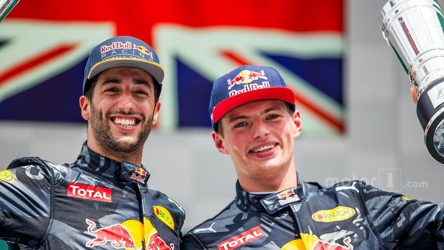 Red Bull prepared for tricky Verstappen/Ricciardo relationship