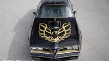 Smokey and the Bandit Pontiac Trans Am