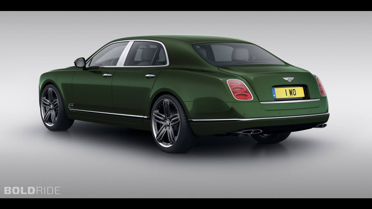 Bentley Mulsanne Le Mans