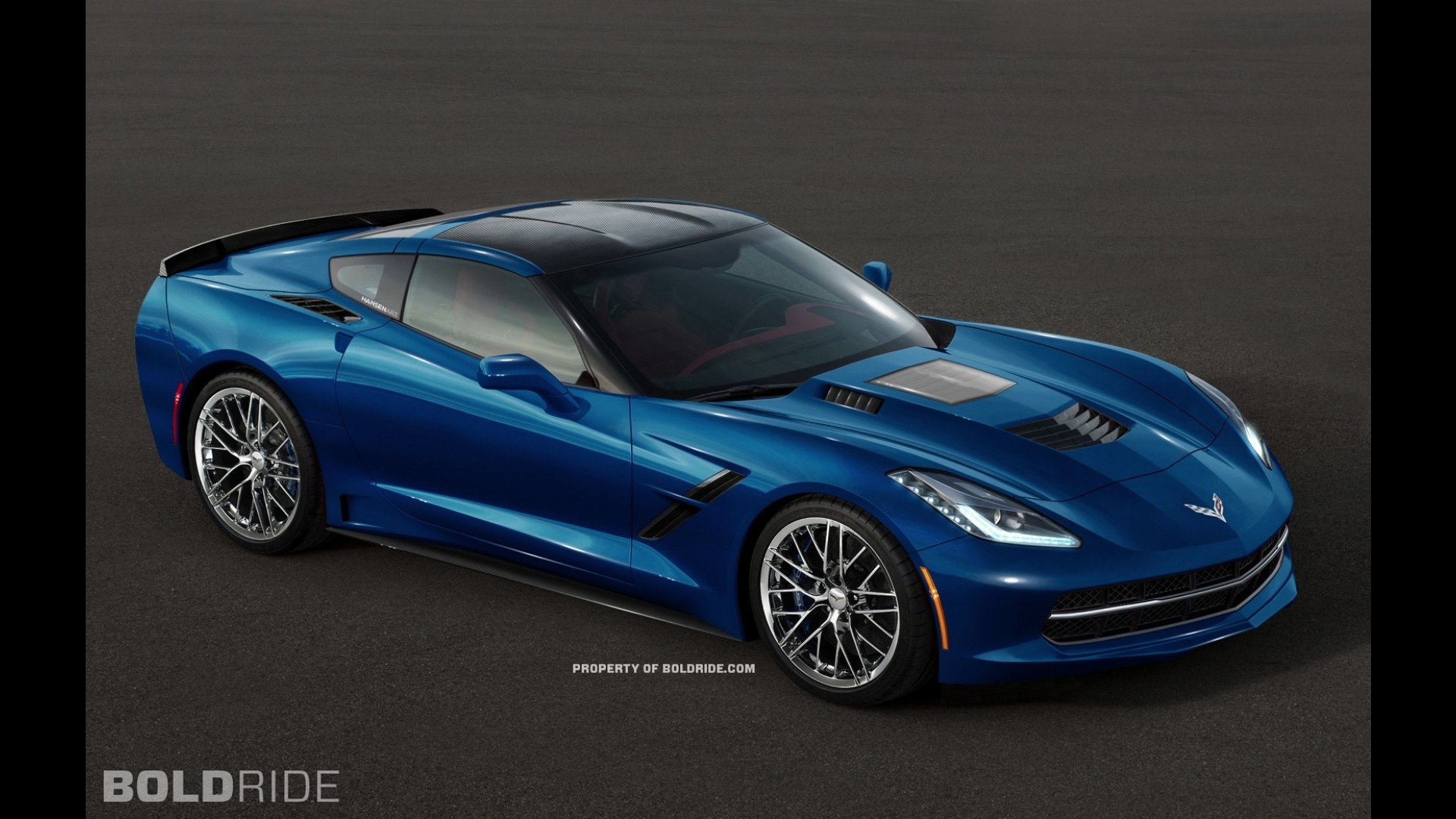 New Chevy Sports Car