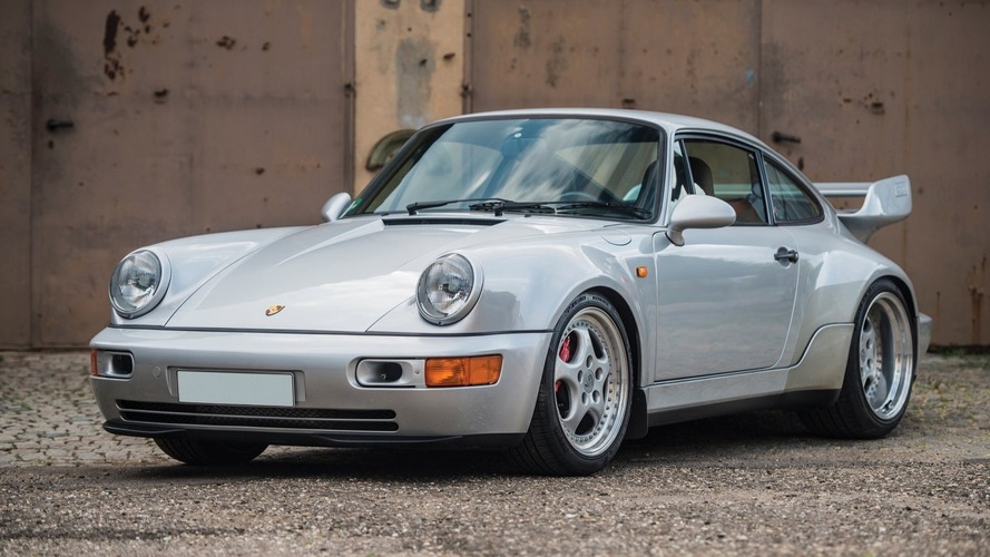 Porsche 911 air-cooled auction records