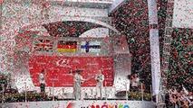 Mexican GP plans even bigger podium spectacular