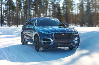 "Jaguar ""EV-Type"" Trademark May Signal Tesla Electric SUV Rival"