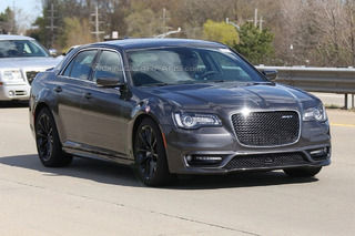 2016 Chrysler 300 SRT Coming...Just Not to the U.S.