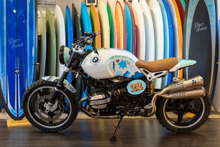 BMW Path 22 Takes Surfer Style to The Road