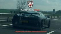McLaren 675LT spied in France could be MSO bespoke car