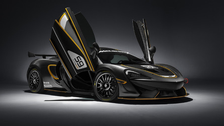 McLaren 570S GT4 ready to race, 570S Sprint to follow