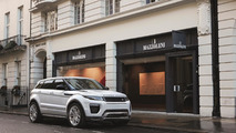 Land Rover plotting coupe-SUV for next year