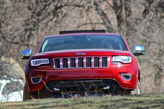 2014 Jeep Grand Cherokee: A Very BoldRide Slide Show