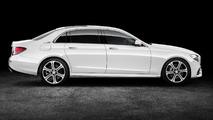 Long-wheelbase Mercedes E-Class stretches into Beijing