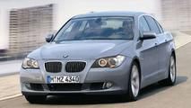 New BMW 5 Series artist rendering