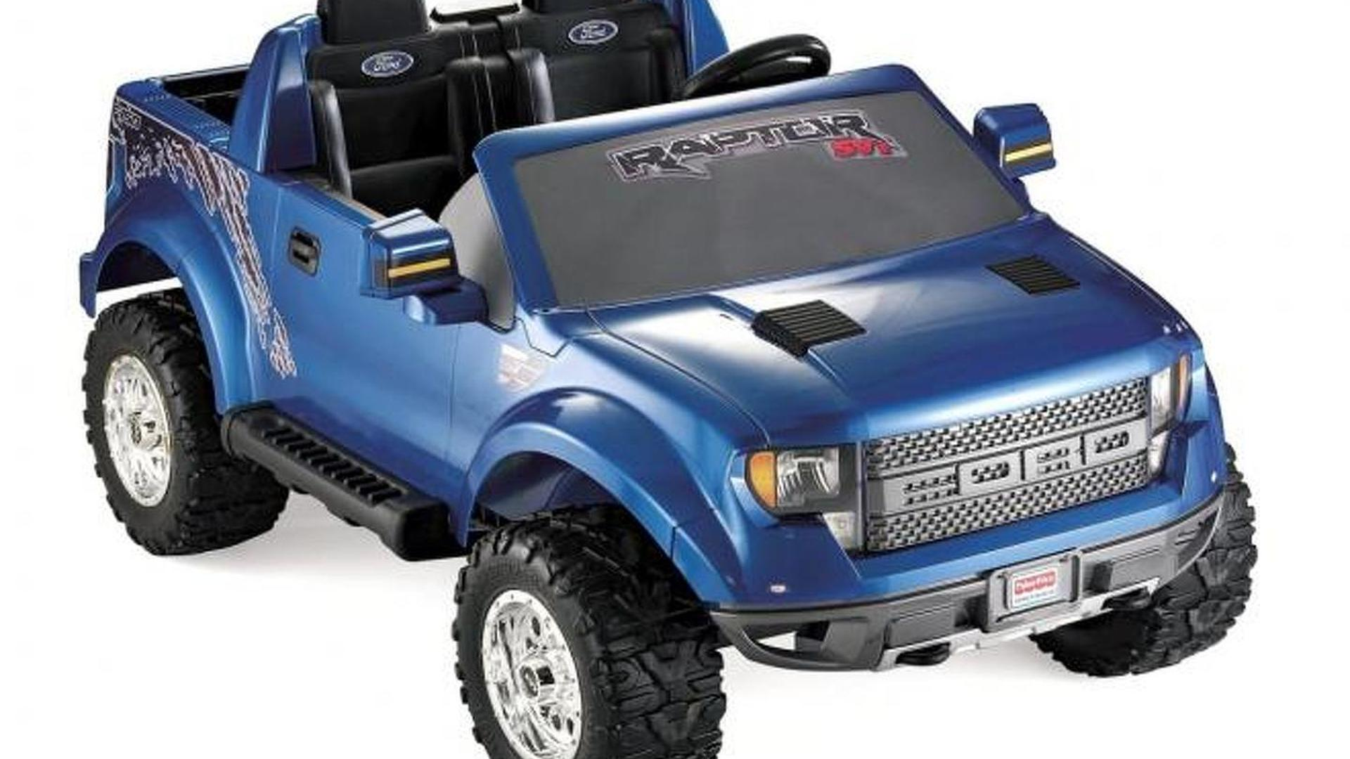 Ford F-150 SVT Raptor overtakes Hummer to become the most popular toy truck