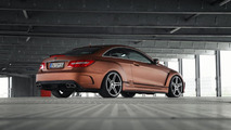 Mercedes-Benz E-Class Coupe gets widebody kit from Prior Design