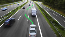 BMW shows off their semi-autonomous driving system [video]
