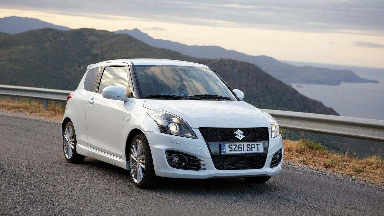 2012 Suzuki Swift Sport 13.12.2011