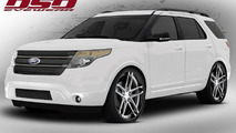 2011 Ford Explorer by DSO Eyewear for SEMA - 25.10.2011