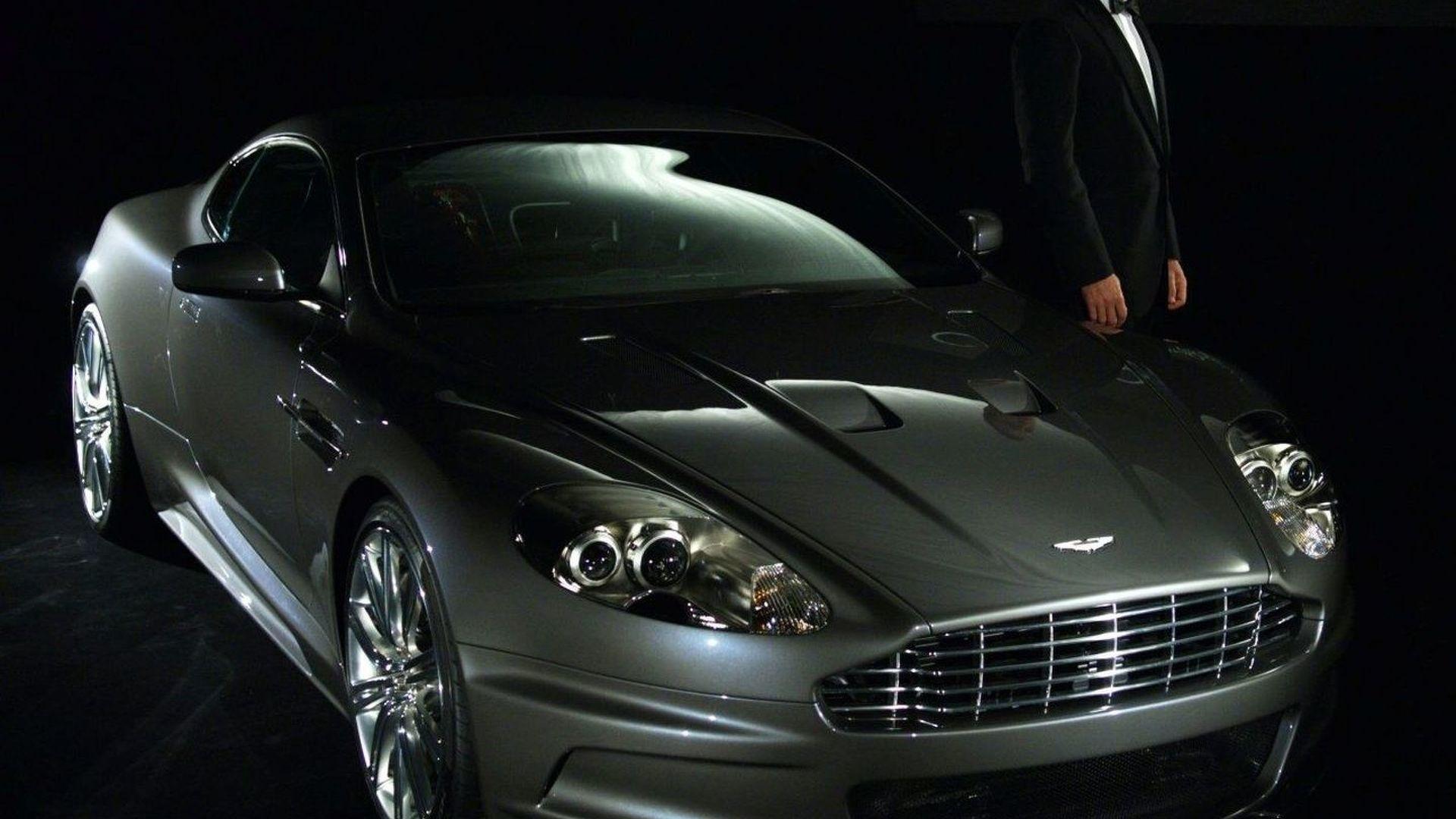 Next Bond Car: Aston Martin DBS