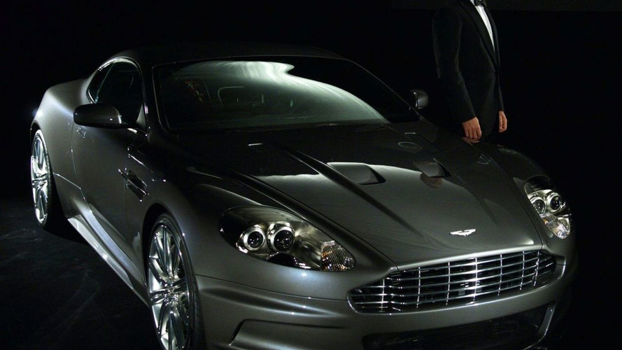 Next Bond Car: Aston Martin DBS