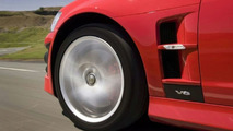 Vauxhall VXR8: In Detail