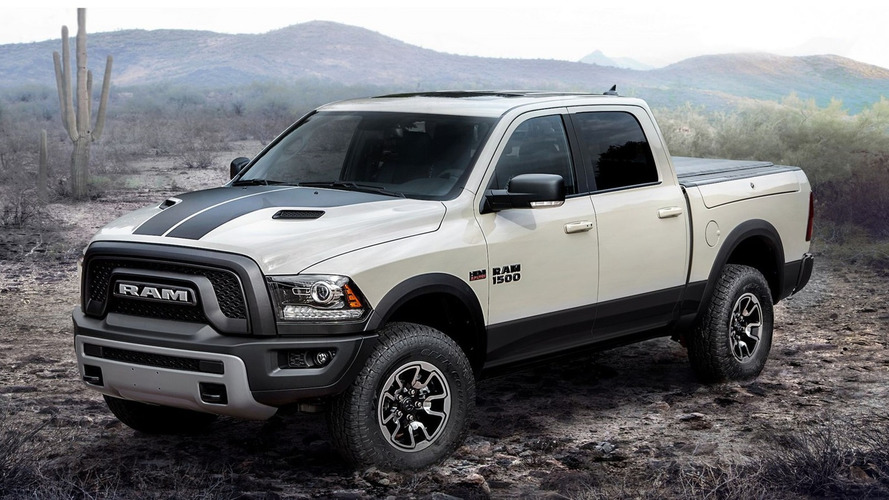 2017 ram 1500 gets pair of contrasting special editions for l a. Black Bedroom Furniture Sets. Home Design Ideas