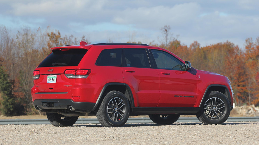 2017 Jeep Grand Cherokee Trailhawk: Review