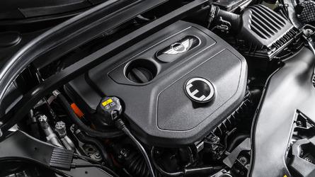 Oops, Mini promo says Countryman hybrid has twin-turbo engine
