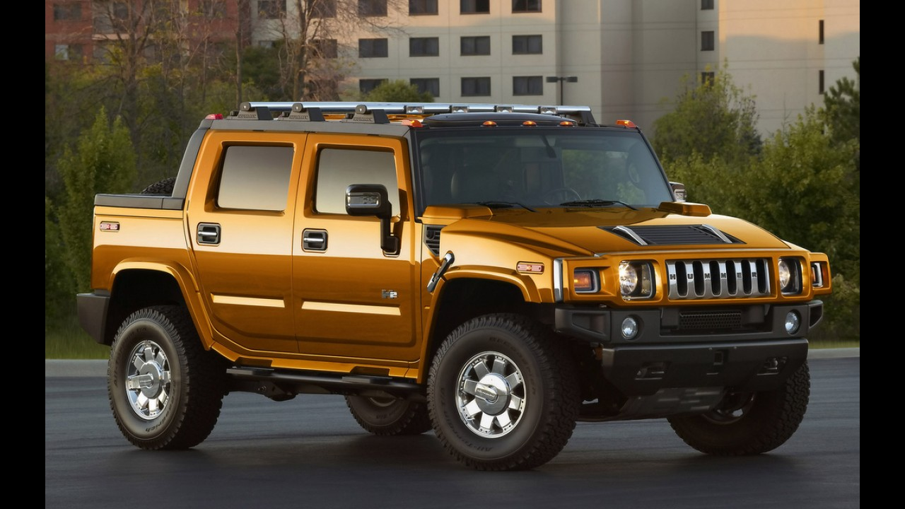 Hummer H2 SUT Limited Edition