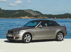 BMW 1-Series Convertible