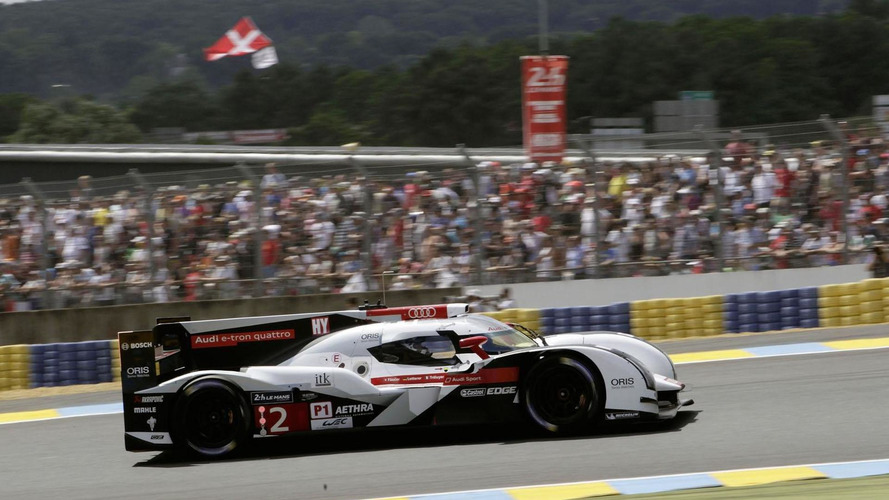 Audi not interested in F1 'problems'