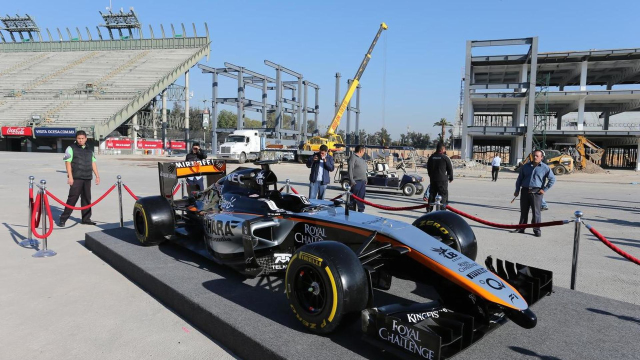 Sahara Force India F1 Team / XPB