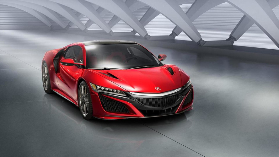 Acura NSX reportedly delayed until next spring
