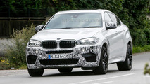 2015 / 2016 BMW X6 M spy photo