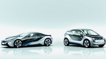 BMW i3 and i8 will be sold online