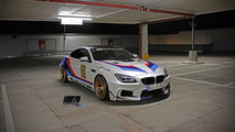 Prior Design and M&D upgrade BMW 650i with GT3 influences