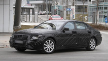 2013 Mercedes S-Class spied in Germany
