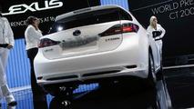 Lexus CT 200h World Premiere at Geneva Motor Show [Video]