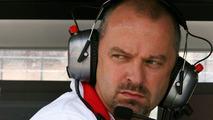 Gascoyne denies A1 team merger reports