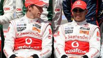 Hamilton 'simply faster' than Button - Ecclestone