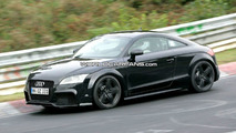 Spy Shot of the Audi TT RS