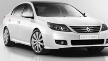 2011 Renault Latitude unveiled in Moscow [video]