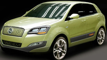 Ssangyong C200 Eco Concept Released Ahead of Seoul Motor Show Debut