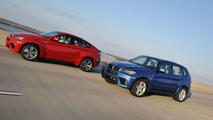 BMW X6 M & X5 M Officially Revealed